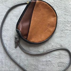 Sevilla Smith Carla Bag Gray Strap Leather Minimal